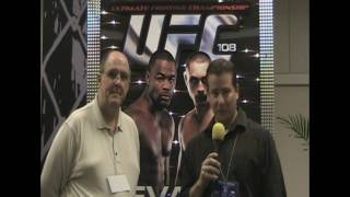 UFC 108: YAHOO! SPORTS preview w/Iole and Cofield