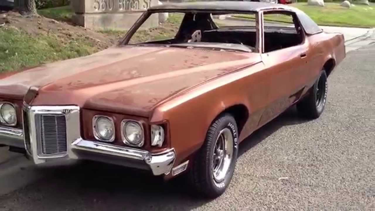 1969 pontiac grand prix sj 428 hell on wheels for sale. Black Bedroom Furniture Sets. Home Design Ideas