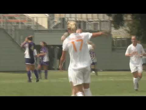 Hannah Wilkinson Shines vs. U.S. Women's National Team