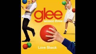 Watch Glee Cast Love Shack video