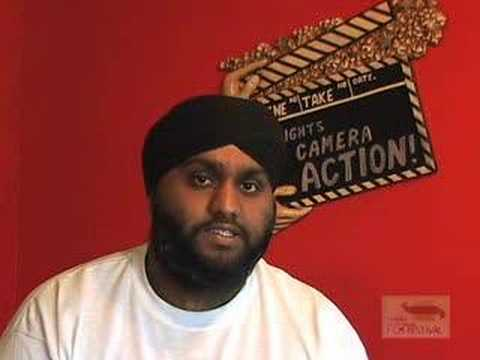 Easy as 123 - SikhNet Youth Online Film Festival Promo Video