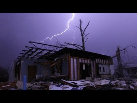 US storms Death toll climbs to 24 as new tornado hits Texas