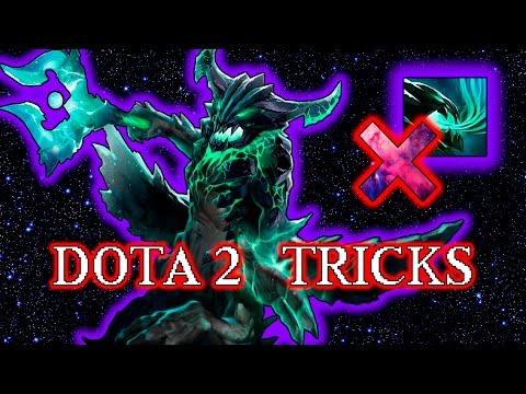 Dota 2 Tricks: Outworld Devourer without Essence Aura - 7.05!