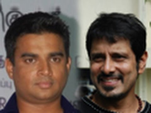 Vikram and Madhavan to Clash