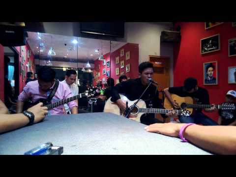 Captain Jack - Pahlawan (acoustic version) -at Mars Radiance...