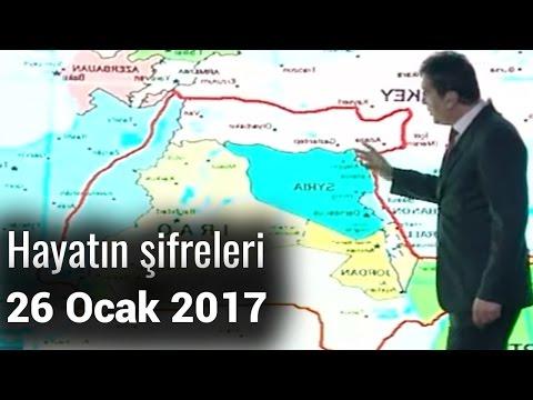 Türkiye 'Kıyamet Savaşı'nın İçine Mi Çekilmeye Çalışılıyor? - Hayatın Şifreleri - 5 Ocak 2017