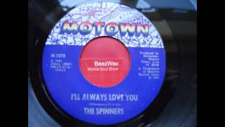 Watch Spinners Ill Always Love You video