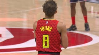 Trae Young, Booker Take 24 Shots Combine 81 Points! 2019-20 NBA Season