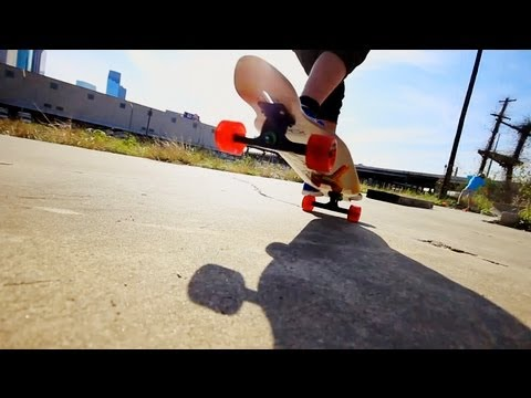 More Texas Longboarding with Carl
