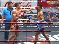 Muay Thai - Rungkao vs Petnamngam (หรั่งขาว vs เพชรน้ำงาม), Rajadamnern Stadium, Bangkok, 11.8.16