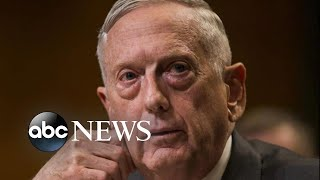 Former Defense Secretary Mattis slams Trump l ABC News