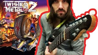 ♻ Twisted Metal 2 (Cover) - Los Angeles : Quake Zone Rumble. OST live.