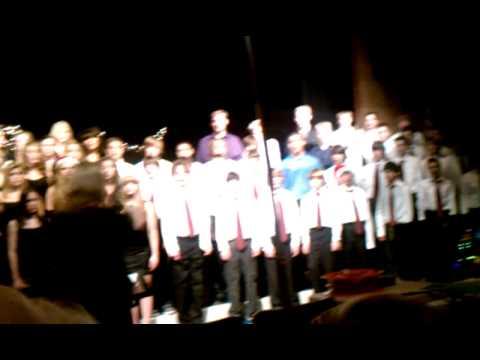 Drake Middle School Christmas Choir
