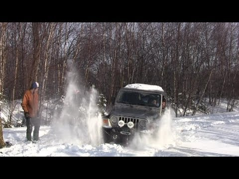 SNOW WHEELING STUCKFEST - PART 3