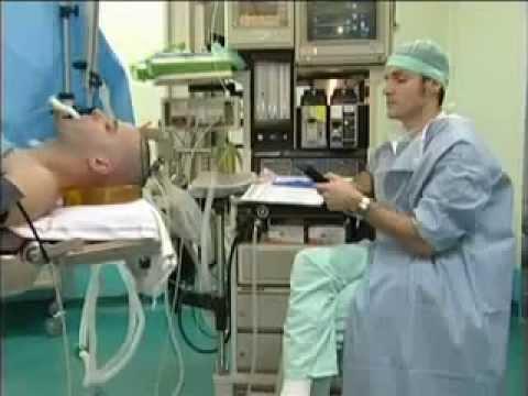 Шуточный фильм про анестезиологов.