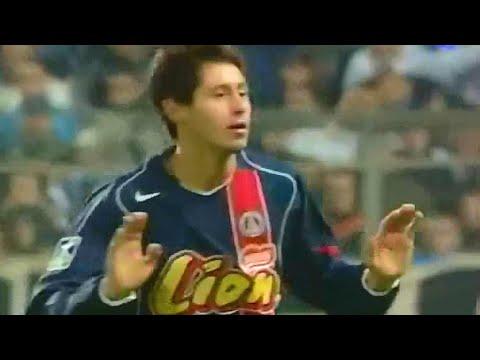 OM 2-3 PSG - Coupe de la ligue 2004-05 (Résumé)