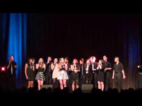 UCSD Tritones-Beyoncé Medley