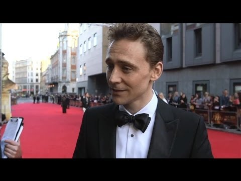 OLIVIER AWARDS 2014   Best Actor Nominee Tom Hiddleston Interview