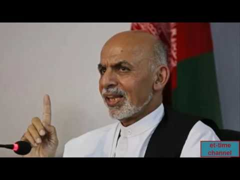 Afghanistan's Ashraf Ghani leads in early vote count