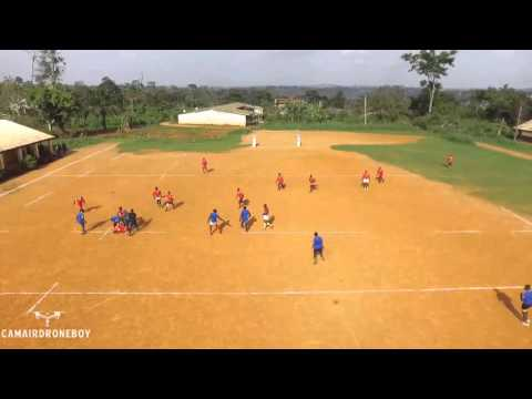 Rugby in Cameroon