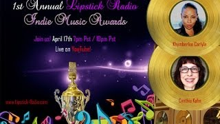 Lipstick Radio's 2014 Indie Music Awards
