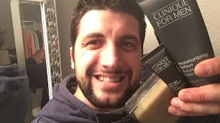 Clinique for Men Skin Care Product Review