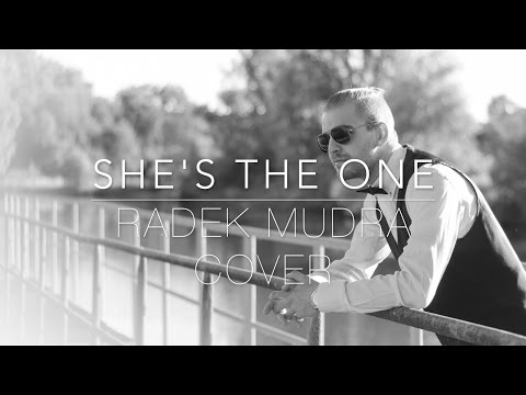 ''She's The One'' - RADEK MUDRA (Robbie Williams Cover) |HD LYRICS VIDEO|