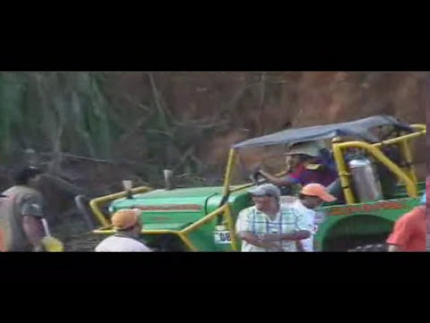 RUSTY TRACK GUANARE VENEZUELA