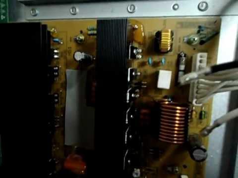 TV Plasma LG 42PQ20R.AVI