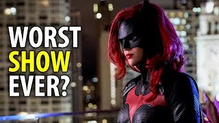 Why Arrowverse Fans Hate Batwoman? Review-Bombed 1-Star!
