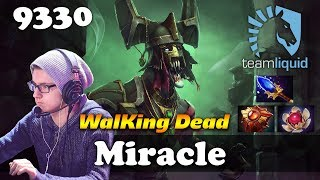 Miracle Undying [Walking Dead] | 9330 MMR Dota 2