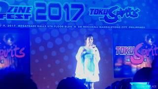 (Sailor Moon) Sailor Star Song - Mitsuko Horie Live In Manila!