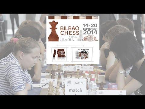 CHESS BILBAO 2014_16 Septiembre  SESION 1