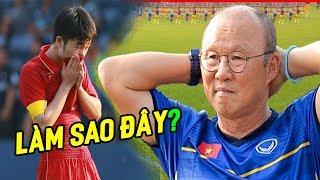 VFF bất lực, thầy Park chồng chất khó khăn, đấu sao lại với Thái Lan