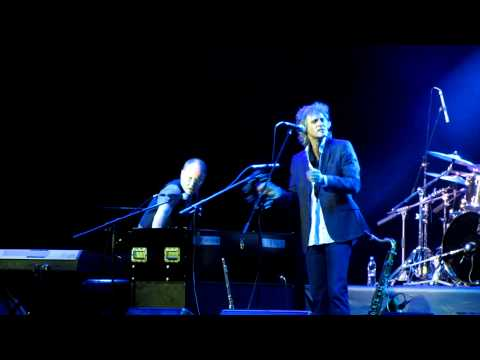 The Straits - Money for Nothing (23.10.2012, Crocus City Hall, Moscow, Russia)