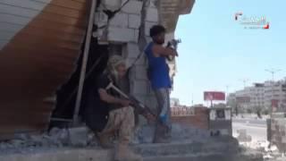 المقاومة تسيطر على الجزء الأكبر من حي دار سعد في عدن