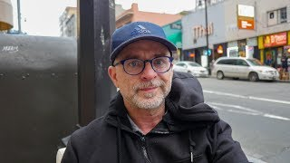 San Francisco Homeless Man Was Studying to Be Chiropractor Before Getting Evicted