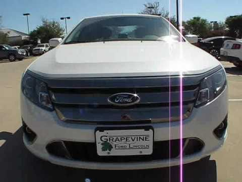 2011 Ford Fusion Sport Start Up. Exterior/ Interior Review