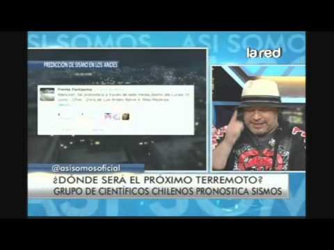 Frente Fantasma, grupo que pronostica los próximos sismos que ocurrirán en Chile (Parte 2)