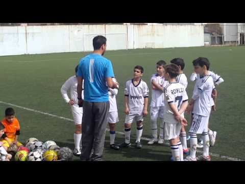 Part 02: Wassim Ayash - 10 Year Old WonderKid 2013