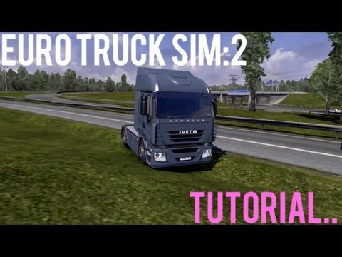 Euro Truck Simulator 2   Tutorial..   No Speed Limit WITHOUT ANY MODS.