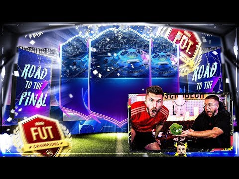 FIFA 20: Road to the Final PACK OPENING + Weekend League und viel Spaß !!