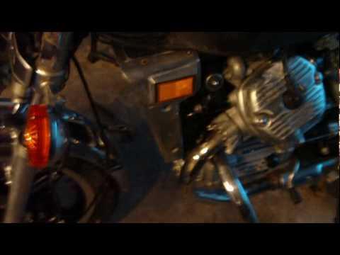 Honda CX500 Review