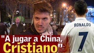 جماهير ريال مدريد تهاجم مدريد وتطالب برحيله عن الفريق