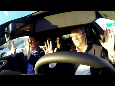 DRIVERLESS CAR - PUTTING YOUR CAR IN CONTROL - BBC NEWS
