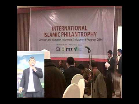 Do'a Ust. MZ (Muhammad Zen) di International Islamic Pilantropy Millenium Hotel