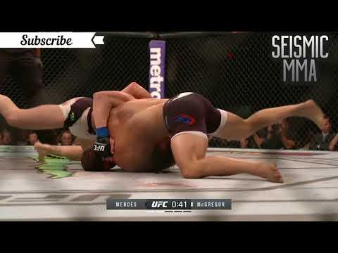 Conor McGregor-Top 5 Knockouts