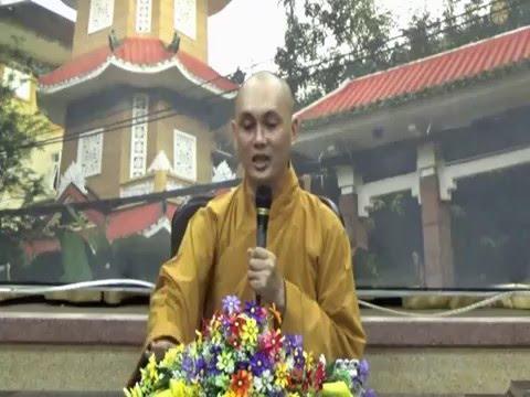 Phật Tử Tại Gia 08: Lợi Ích Quy Y Tam Bảo (phần 2)