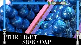 Making Of The Light Side Cold Process Soap | GYPSYFAE CREATIONS