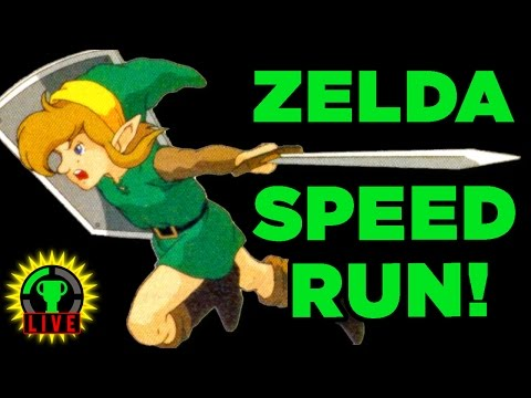 Zelda's A Link to the Past in Under 5 Minutes!